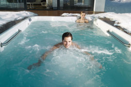 WHY BUY  A SWIM SPA?