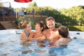 WHY YOU NEED A HOT TUB